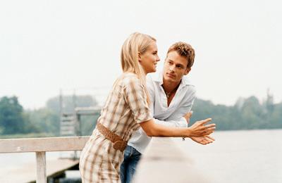 Premier rendez vous avec une fille
