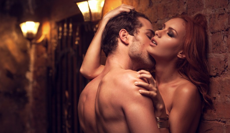 différentes façons d'embrasser