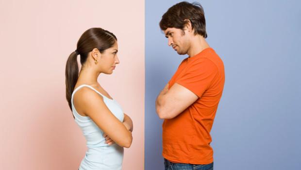 discussion avec une fille au rendez-vous