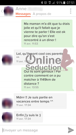 technique de drague par sms pdf