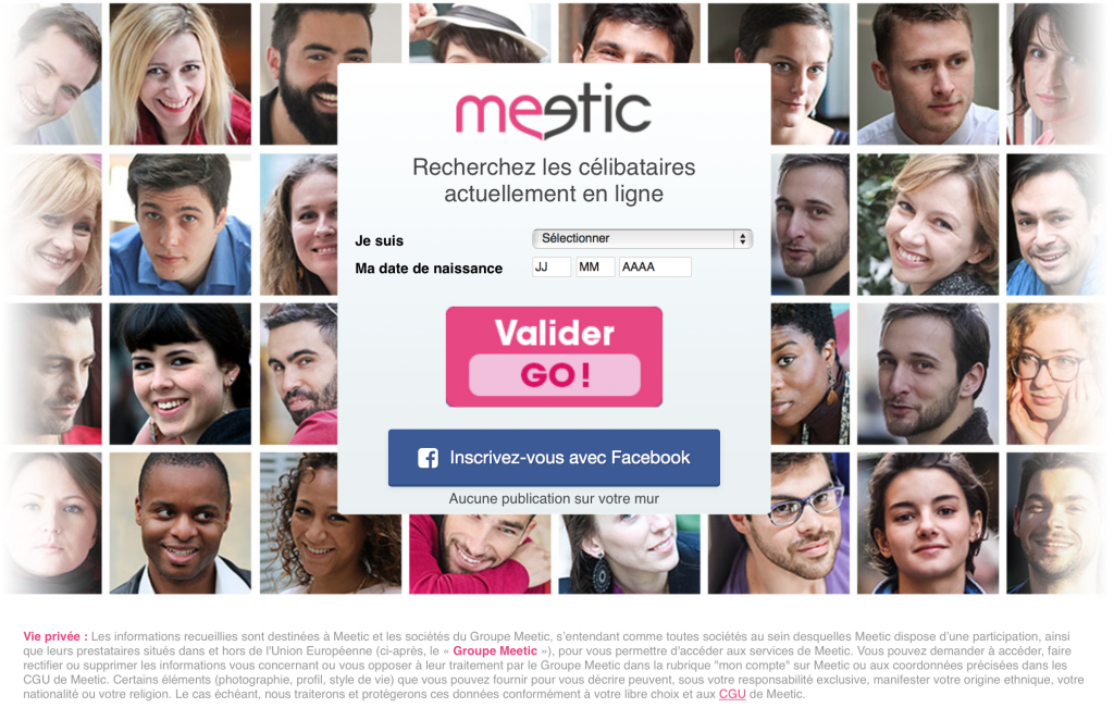 Rencontre meetic limoges