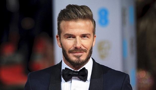 David Beckham : toujours classe