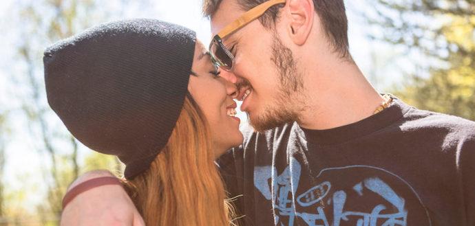 embrasser au premier rendez vous