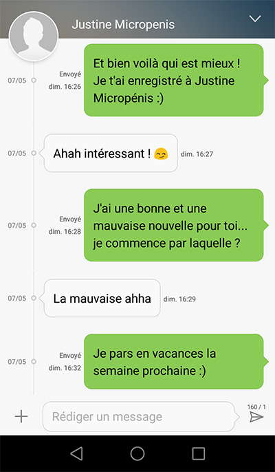 rencontres SMS blagues