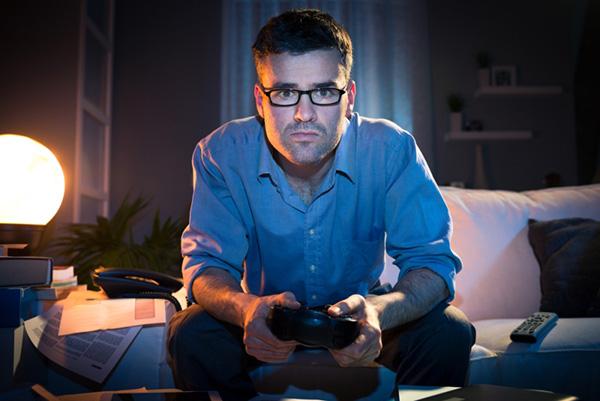 moins jouer aux jeux video