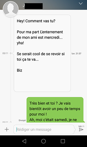Femme amoureuse sms [PUNIQRANDLINE-(au-dating-names.txt) 36